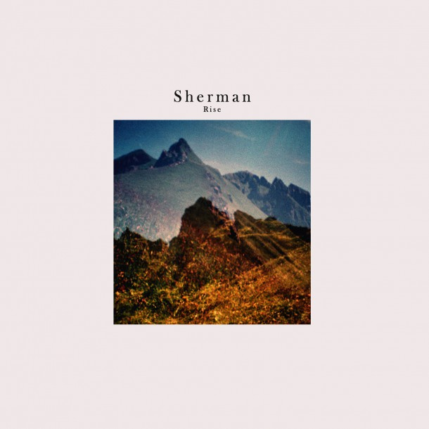 SHERMAN releases his debut album 'RISE' today!