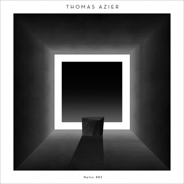 THOMAS AZIER releases his second EP 'HYLAS 002′ on Oct the 19th.