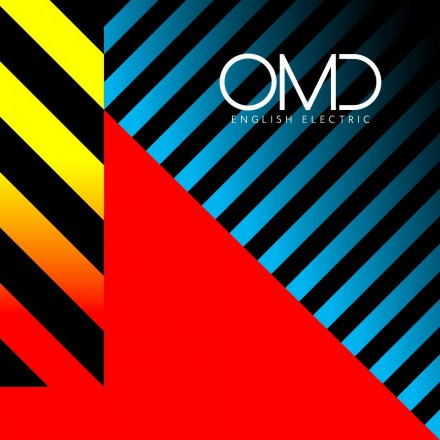 OMD's new LP 'English Electric', out on April 5th!