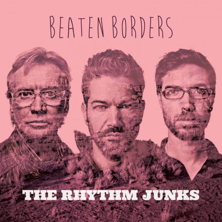 THE RHYTHM JUNKS release their new record BEATEN BORDERS on March the 1st!