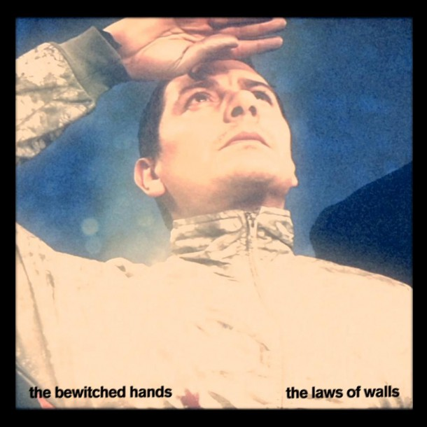 THE BEWITCHED HANDS launch their new single 'THE LAWS OF WALLS'!