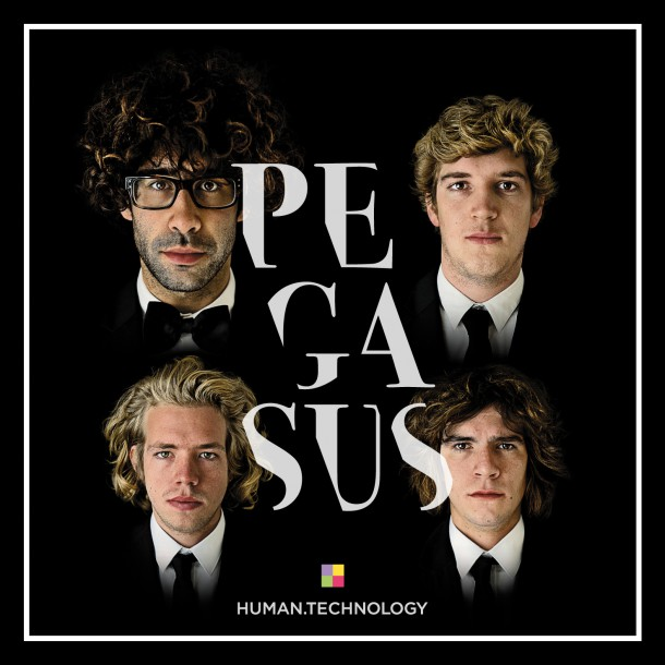 Swiss sensation PEGASUS release their much acclaimed and platinum selling 'HUMAN TECHNOLOGY' in Belgium!