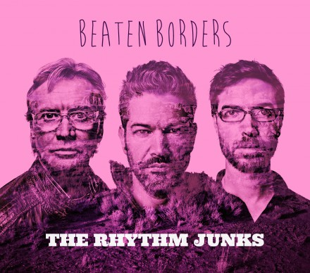 THE RHYTHM JUNKS' new album 'BEATEN BORDERS' out this week!