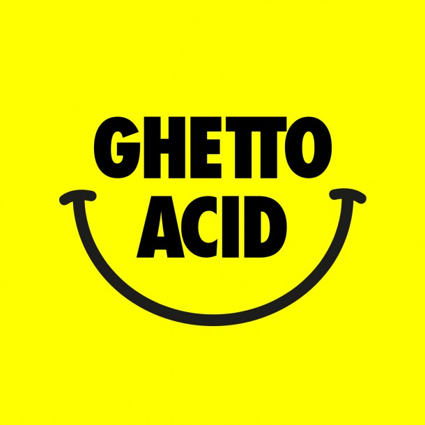 EGO TROOPERS and SOUND OF STEREO release 'GHETTO ACID' on Fake Blood's label!