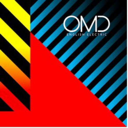 OMD's new album 'ENGLISH ELECTRIC', out today!