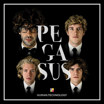 Swiss sensation PEGASUS release their much acclaimed and platinum selling 'HUMAN TECHNOLOGY' in Belgium today!