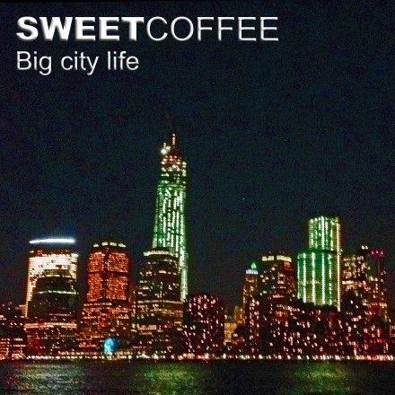 SWEET COFFEE lanceert nieuwe single 'BIG CITY LIFE'!