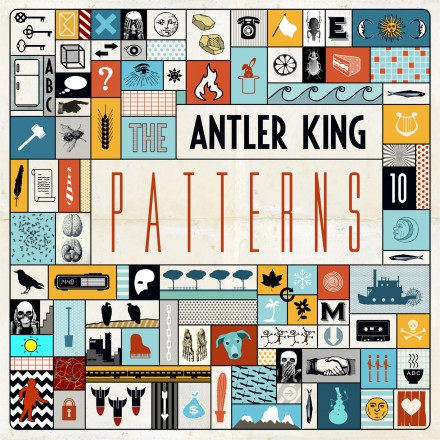 THE ANTLER KING sort un nouvel album PATTERNS le 4 octobre!