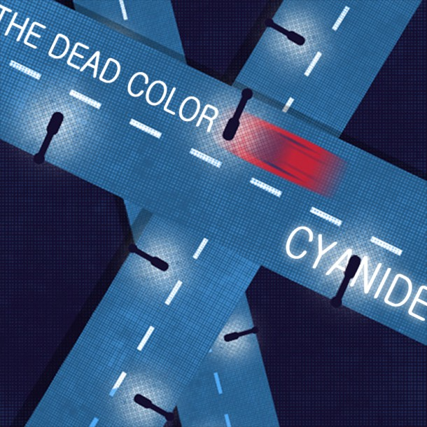 THE DEAD COLOR release first single CYANIDE from their debut album!