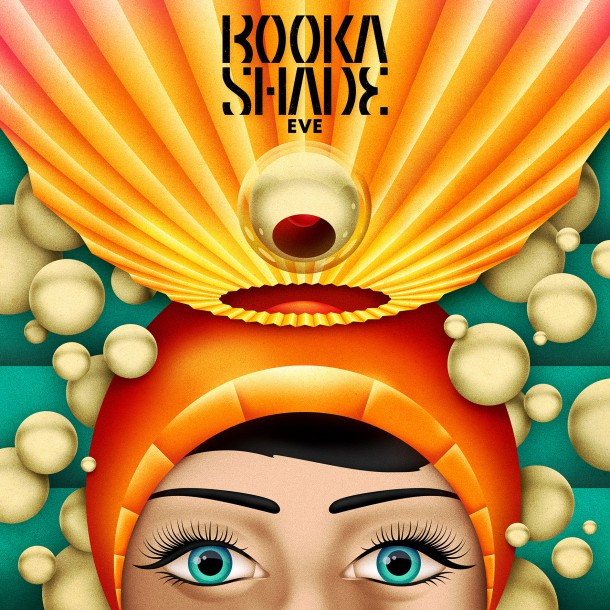 BOOKA SHADE release new record EVE on November the 11th!