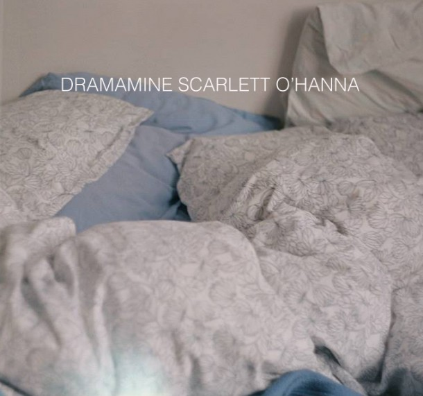 SCARLETT O'HANNA launches second single 'DRAMAMINE'  from new record 'Romance Floats'!