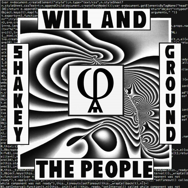 WILL AND THE PEOPLE return with their new single 'SHAKEY GROUND' from their forth-coming EP's.
