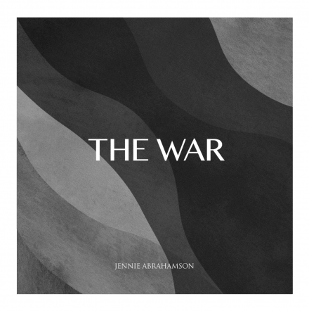 JENNIE ABRAHAMSON's new single THE WAR is released on June the 10th!