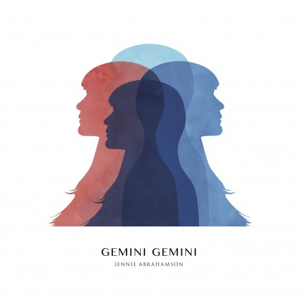 JENNIE ABRAHAMSON releases new album GEMINI GEMINI today!
