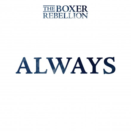 THE BOXER REBELLION release live album and new single!