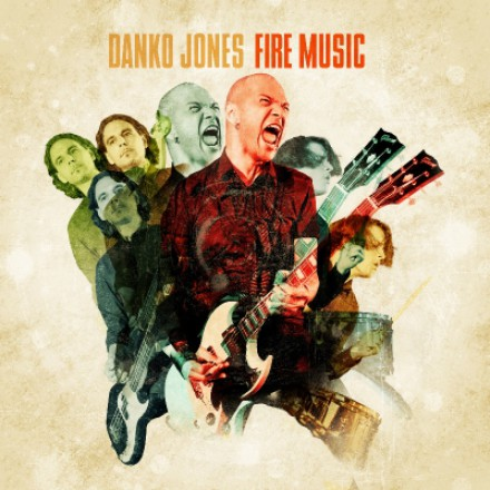 DANKO JONES's new album FIRE MUSIC is out!