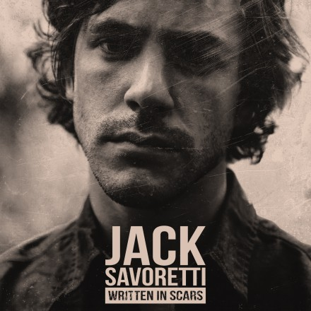 JACK SAVORETTI is set to release his new album WRITTEN IN SCARS