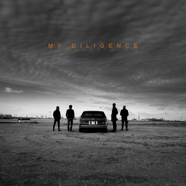 MY DILIGENCE's debut album is out now!