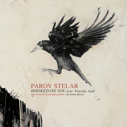 PAROV STELAR launches new single 'HOOKED ON YOU'