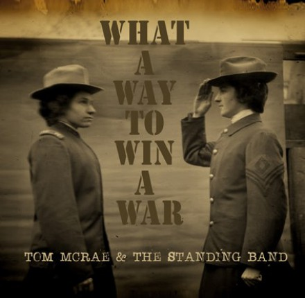 New video for TOM MCRAE & THE STANDING BAND's new single!