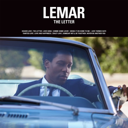 LEMAR releases his album 'THE LETTER' today!