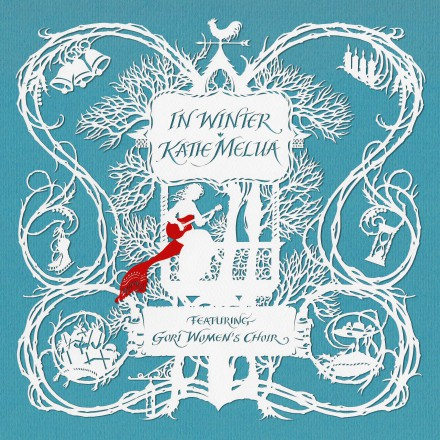 KATIE MELUA announces new album IN WINTER!