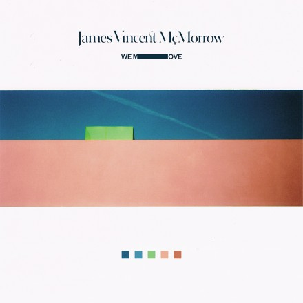 JAMES VINCENT McMORROW releases his new album today!
