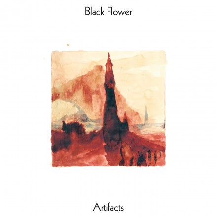 BLACK FLOWER releases new album ARTIFACTS today!
