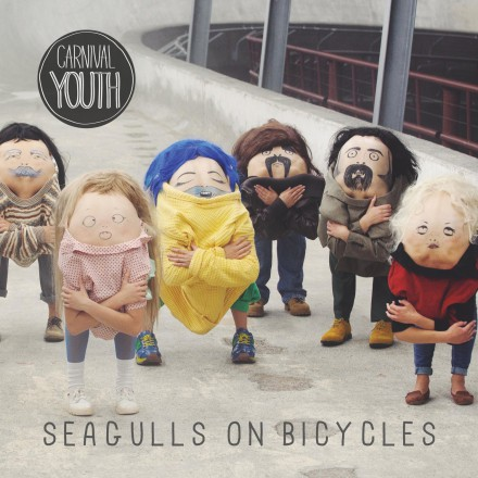 Indie band CARNIVAL YOUTH releases new single 'Seagulls On Bicycles'