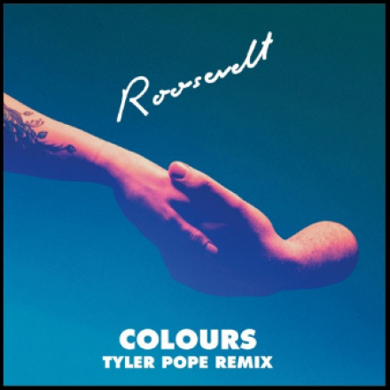 ROOSEVELT shares COLOURS remix by TYLER POPE (LCD Soundsystem)