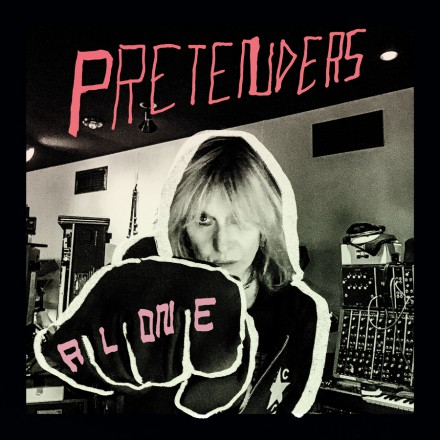 THE PRETENDERS to release their first album for eight years today!