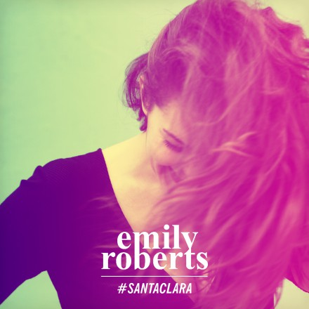 Please welcome the #SANTACLARA anthem, sung by EMILY ROBERTS!
