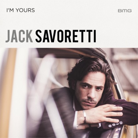 JACK SAVORETTI launches new single I'M YOURS!