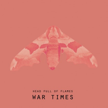 HEAD FULL OF FLAMES lanceert nieuws single WAR TIMES