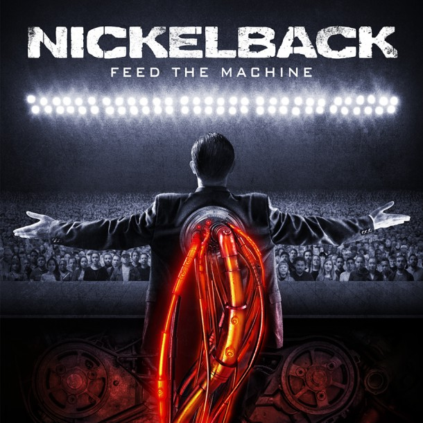 NICKELBACK debut official video for FEED THE MACHINE!