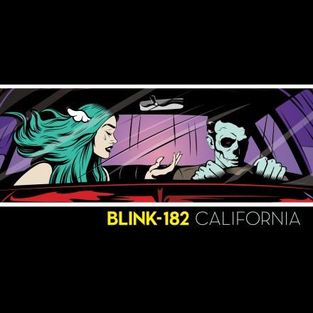 BLINK-182's CALIFORNIA Deluxe Edition Released today!