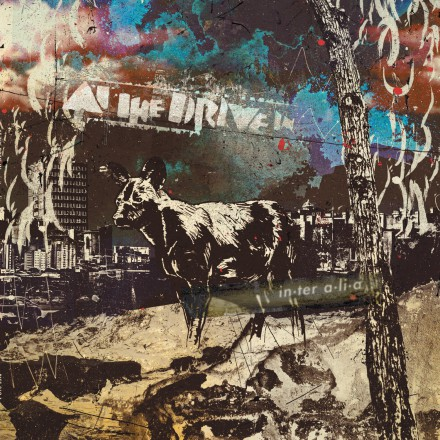 AT THE DRIVE IN release new album  in • ter a • li • a today!