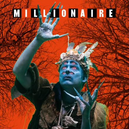MILLIONAIRE launches new single 'Busy Man'!
