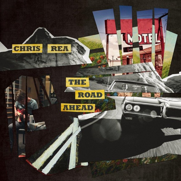 CHRIS REA announces Sept 29th release of new BMG album ROAD SONGS FOR LOVERS!