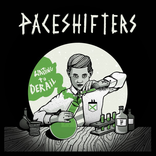 PACESHIFTERS announce new album WAITING TO DERAIL reveal new single CUT n RUN!