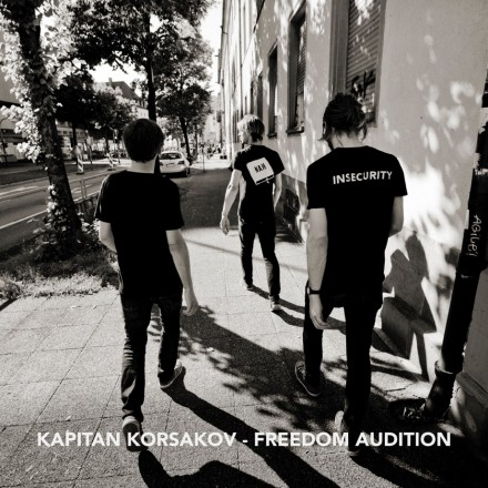 KAPITAN KORSAKOV brengt FREEDOM AUDITION uit!