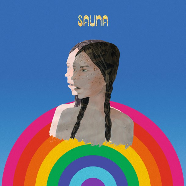 LEYYA's new album SAUNA  is out today!