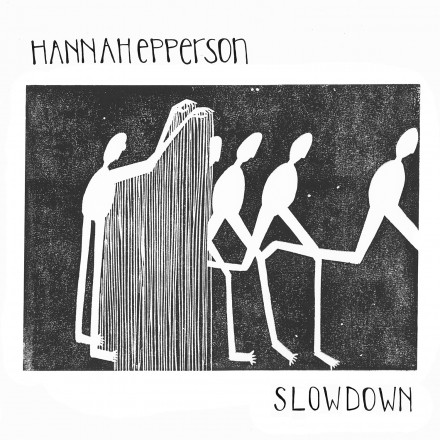 HANNAH EPPERSON plays 4 shows in Belgium, album SLOWDOWN out now!