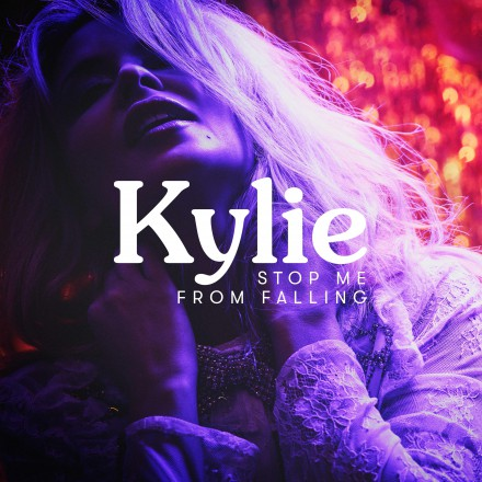 KYLIE releases brand new single STOP ME FROM FALLING today!
