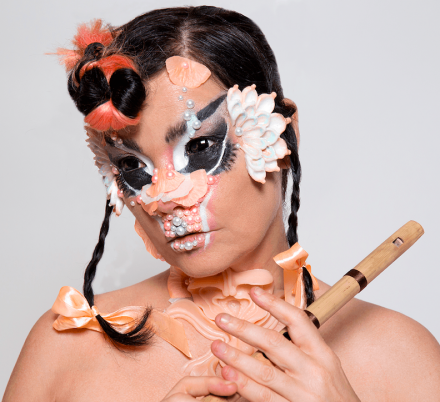 BJÖRK is coming to Ghent for her only Benelux concert!