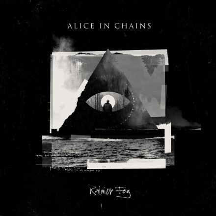 ALICE IN CHAINS announce new album RAINIER FOG!