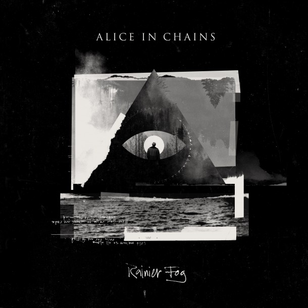 ALICE IN CHAINS release new album RAINIER FOG today!