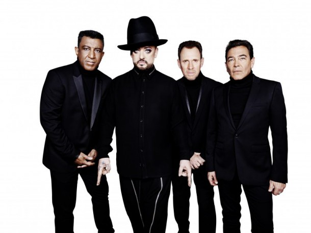 BOY GEORGE & CULTURE CLUB unveil video for 'LET SOMEBODY LOVE YOU'