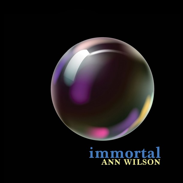 ANN WILSON proudly presents her new album 'IMMORTAL'