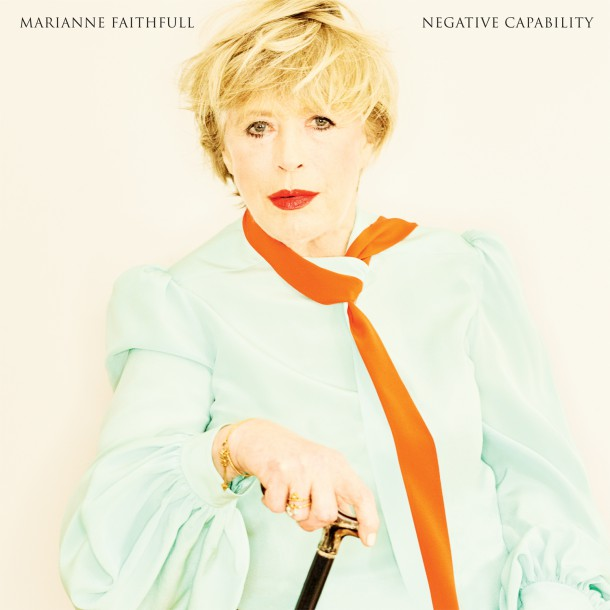 MARIANNE FAITHFULL announces new album!